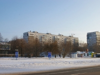 Togliatti, Moskovsky avenue, house 41. Apartment house