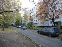 Togliatti, Moskovsky avenue, house 57. Apartment house