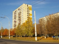 Togliatti, Moskovsky avenue, house 61. Apartment house