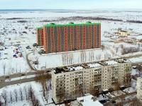 Тольятти, Московский проспект, дом 44. многоквартирный дом