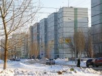 Togliatti, Murysev st, house 44. Apartment house