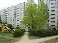 Togliatti, Murysev st, house 52. Apartment house