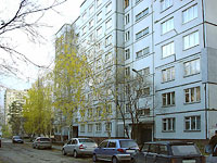 Togliatti, Murysev st, house 53. Apartment house