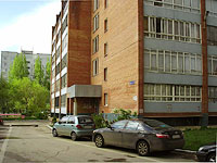 Togliatti, Murysev st, house 56. Apartment house