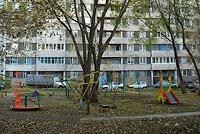 Togliatti, Murysev st, house 57. Apartment house