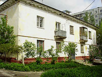 Togliatti, Murysev st, house 68. Apartment house