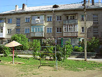 neighbour house: st. Murysev, house 76. Apartment house