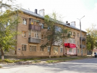 Togliatti, Murysev st, house 76. Apartment house