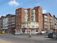 Togliatti, Murysev st, house 77. Apartment house