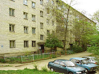 Togliatti, Murysev st, house 79. Apartment house