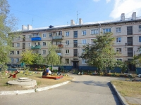Togliatti, Murysev st, house 82. Apartment house