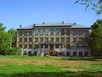 "neighbour house: st. Murysev, house 84. college ""Тольяттинский социально-педагогический колледж"""