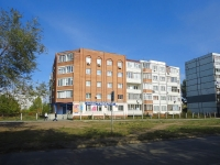 Togliatti, Murysev st, house 93А. Apartment house