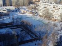 Тольятти, улица Мурысева. спортивная площадка