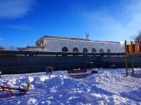 Тольятти, улица Матросова. хозяйственный корпус
