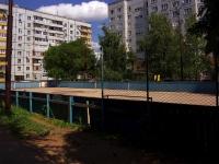 Тольятти, улица Мурысева. корт