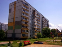 Togliatti, Murysev st, house 42. Apartment house