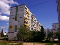 Тольятти, улица Мурысева, дом 44. многоквартирный дом