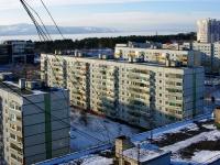 Togliatti, Murysev st, house 48. Apartment house