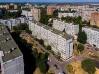 соседний дом: ул. Мурысева, дом 50. многоквартирный дом