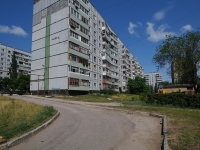 Togliatti, Murysev st, house 50. Apartment house
