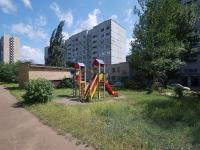 Тольятти, улица Мурысева, дом 52. многоквартирный дом
