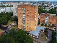 соседний дом: ул. Мурысева, дом 54. многоквартирный дом