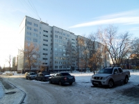 Togliatti, Murysev st, house 55. Apartment house