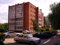 neighbour house: st. Murysev, house 56. Apartment house