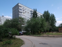 Togliatti, Murysev st, house 62. Apartment house