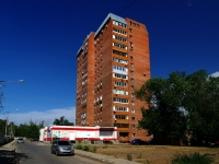 Togliatti, Murysev st, house 63. Apartment house