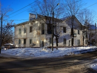 neighbour house: st. Murysev, house 68. Apartment house