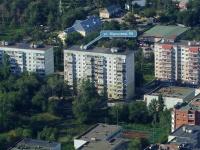 Togliatti, Murysev st, house 69. Apartment house