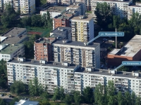 Togliatti, Murysev st, house 73. Apartment house