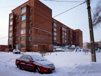 Togliatti, Murysev st, house 76А. Apartment house