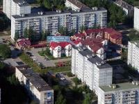 Тольятти, улица Мурысева, дом 81. многоквартирный дом