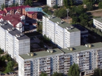 Togliatti, Murysev st, house 87. Apartment house