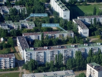 Togliatti, Murysev st, house 91. Apartment house