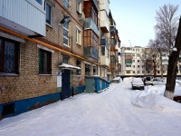 Togliatti, Murysev st, house 92. Apartment house