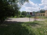 Тольятти, улица Матросова. спортивная площадка