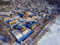 Тольятти, улица Нагорная, дом 1А. монастырь Воскресенский Мужской Монастырь
