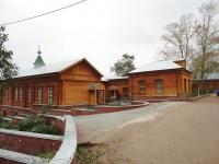Тольятти, монастырь Свято-Воскресенский Мужской Монастырь, улица Нагорная, дом 1А