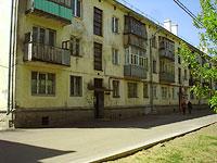 Тольятти, улица Никонова, дом 11. многоквартирный дом