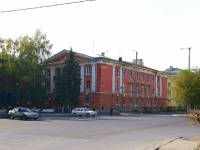 neighbour house: st. Nikonov, house 14. Apartment house