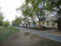 Togliatti, Nikonov st, house 22. Apartment house