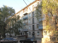 Togliatti, Nikonov st, house 25. Apartment house