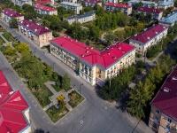 Тольятти, улица Никонова, дом 9. многоквартирный дом