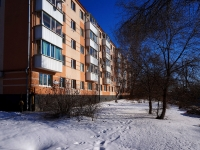 Togliatti, Nikonov st, house 27. Apartment house
