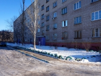Togliatti, Nikonov st, house 34. Apartment house