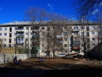Togliatti, Nikonov st, house 17. Apartment house